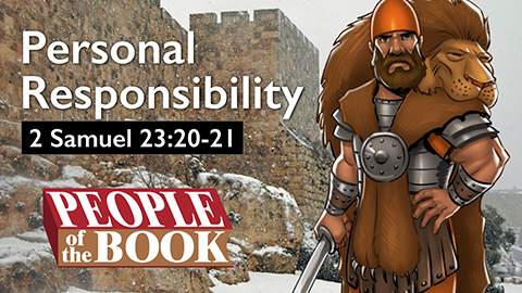 Personal Responsibility -